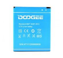 Doogee X5, X5 Pro, X5S 2500 mAh АКБ Батарея (Аккумулятор)